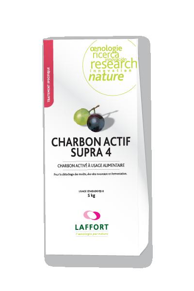 CHARBON ACTIF SUPRA 4