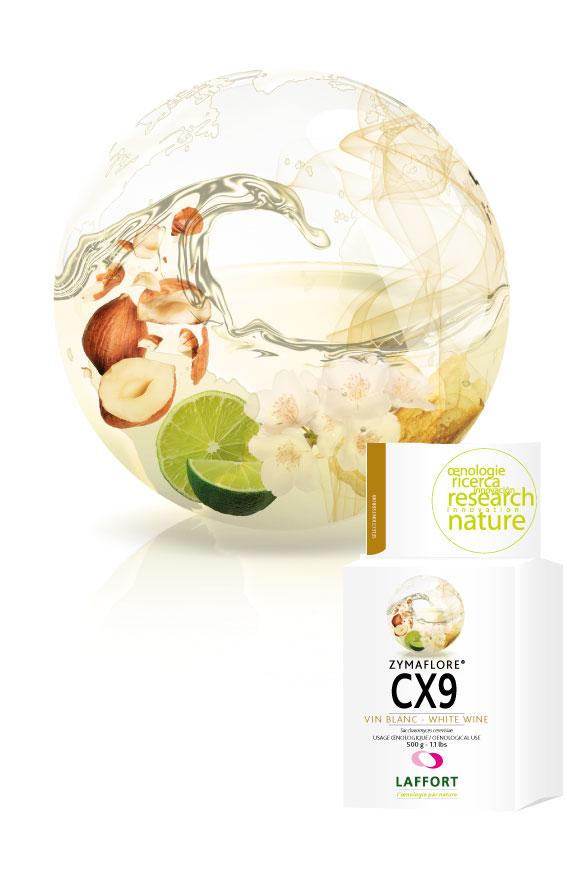ZYMAFLORE® CX9 1