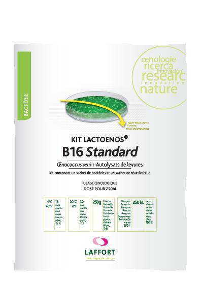 KIT LACTOENOS® B16 Standard