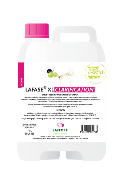 LAFASE® XL CLARIFICATION