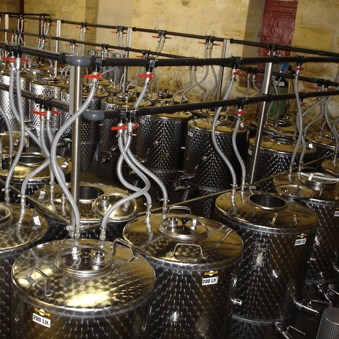 Wine Experimental Cellar 3